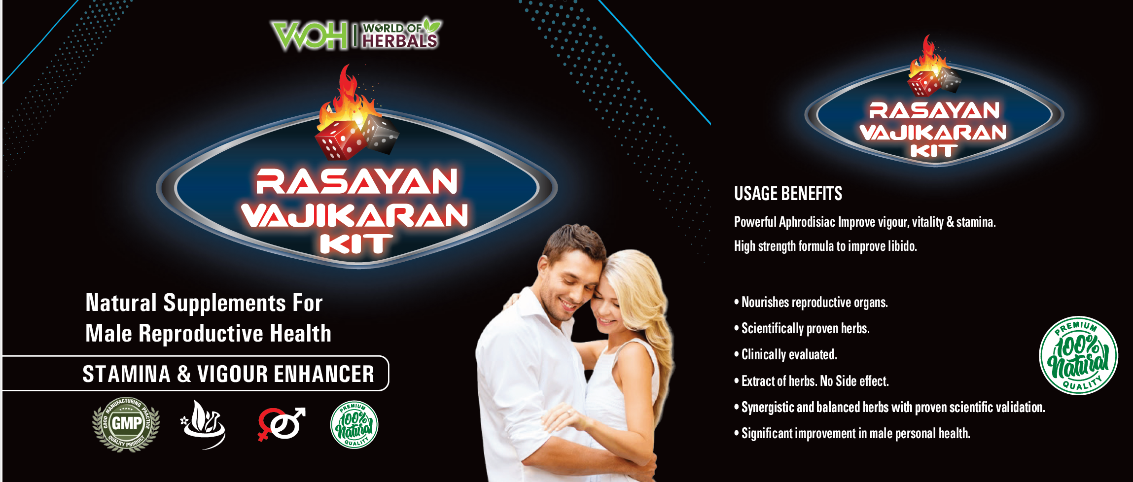 Sexual Problems, Erectile Dysfunction Sex Power Ayurvedic Kit