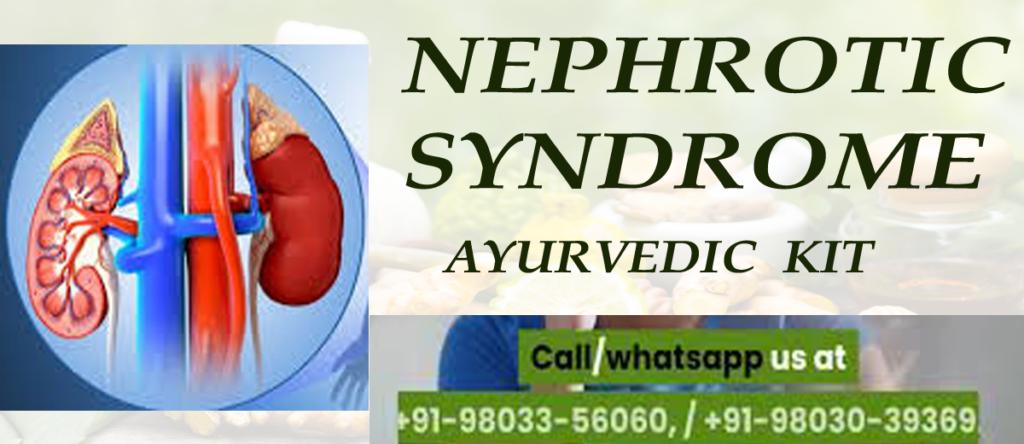 Nephrotic Syndrome, Kidney Failure, Kidney Diseases. best Ayurvedic Treatment in India
